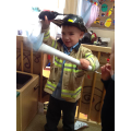 Role Play fire fighters