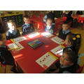 Using a ten frame and Numicon