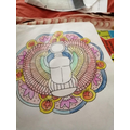 Detailed colouring