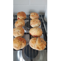 Faye's VE day scones! They look so yummy!