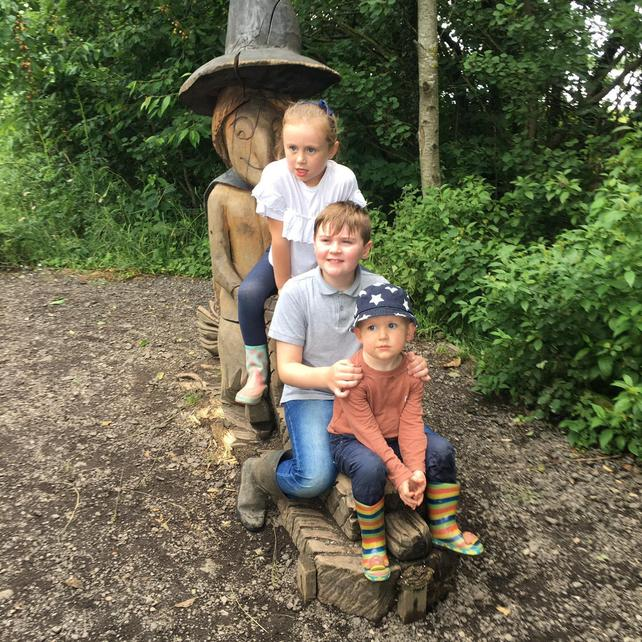 Room on the broom - Jack's fun day out