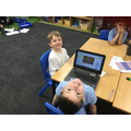 Learning to type through fun, online activities