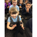 Laila shows us 'playful'.