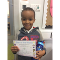 Salman 1a - for being an enthusiastic scientist