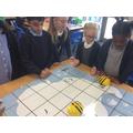 Programming Bee-Bots
