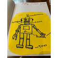 Love your robot, Aleena!