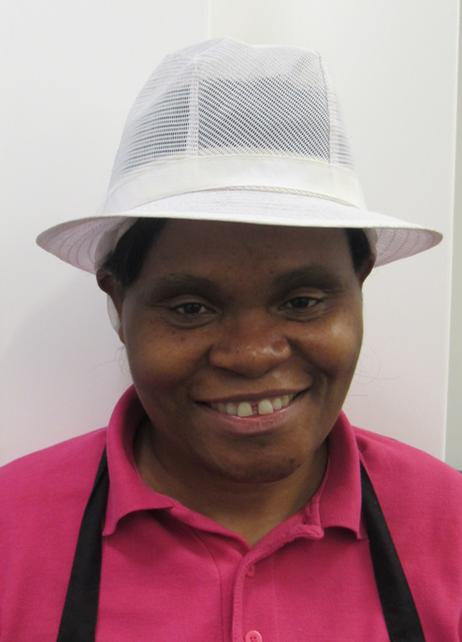 Cristina Cabral (Catering Team)