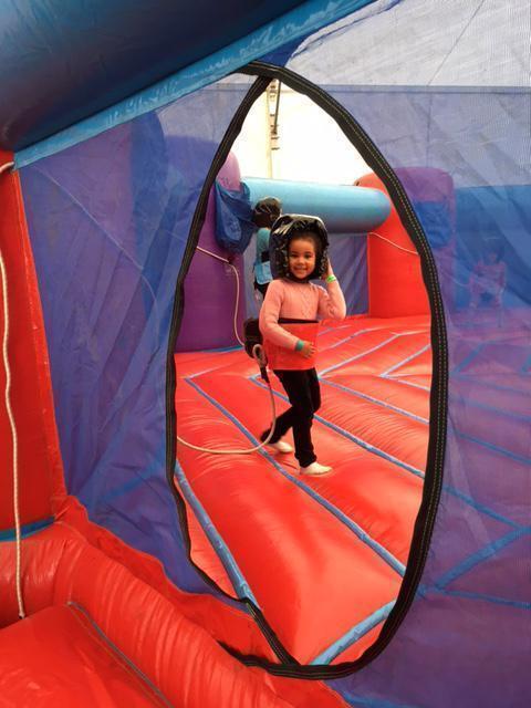 Lisbeth advantures in the school holidays