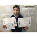 Cohan, 4B (All the certificates)