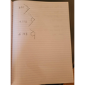 Nazirou's Maths Work