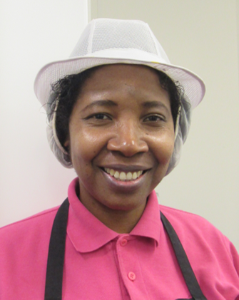 Mary Jimmy (Catering Team)