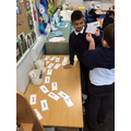 Masoom and Oscar doing a phonics task!