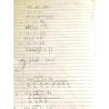 Maheen's marvellous Maths :)
