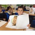Great job in art Darian!