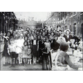 A street party in Kirkstall