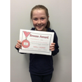 Our First 100 Leaf Winner! Well Done Susie :)  (5b)