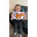 Jacob's amazing 'Tiger who came to tea'