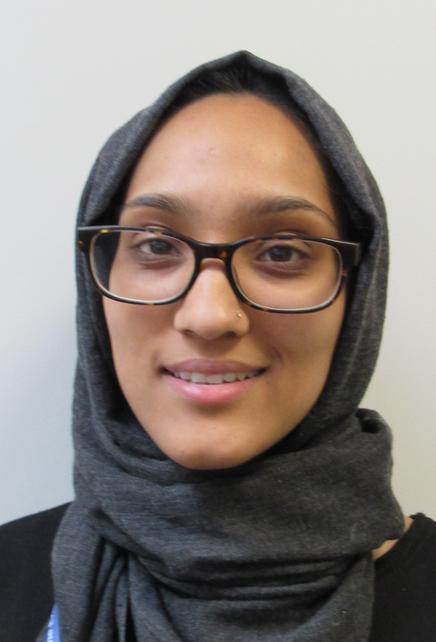 Iqra Ijaz (Learning Leader)