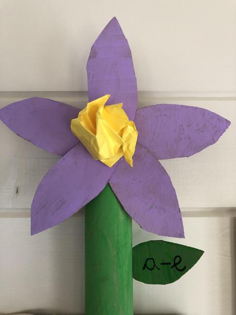a-e flower