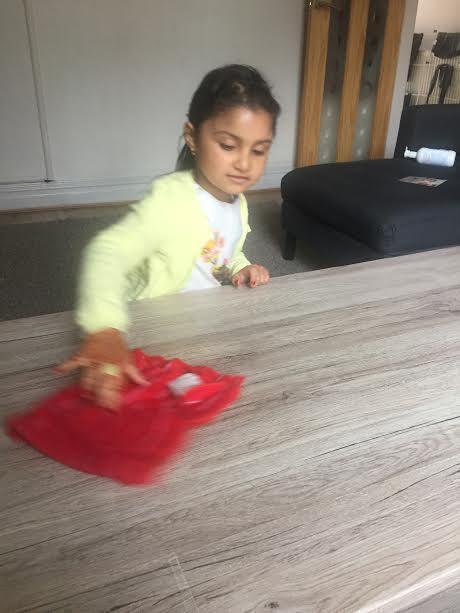 Responsible Safa Noor
