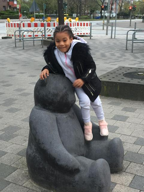 Kayla's trip to Germany