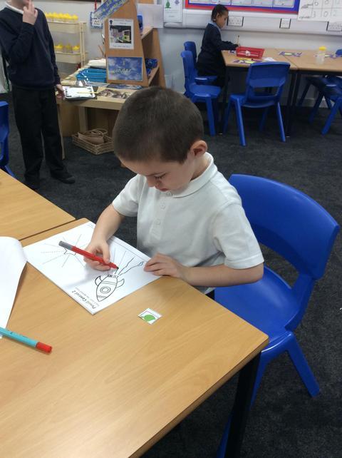 Leon planning a rocket