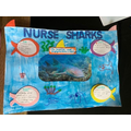 Love this! All about Nurse Sharks, by Aleena.