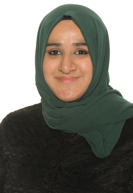 Sabeehah Patel (Learning Leader/Lunch)