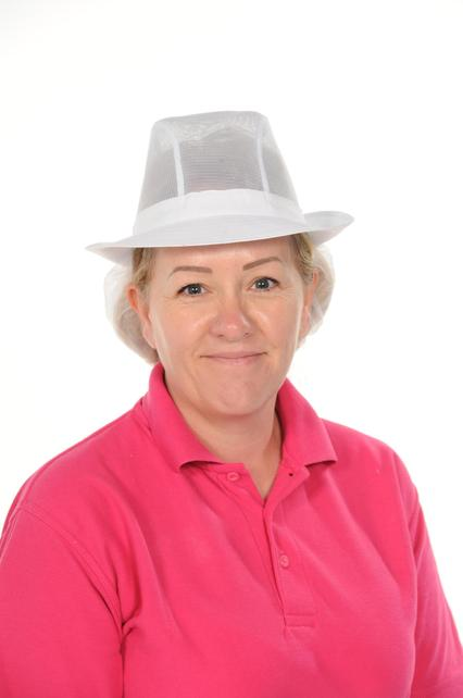 Jo O'Toole (Catering Team)