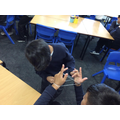 Learning how to play 'Cats Cradle'