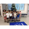 The children from Australia.