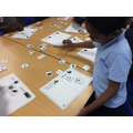 Some children sorted everyday 3d objects