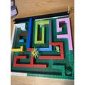 Zack's amazing maze!