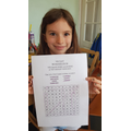 Faye's VE day wordsearch!