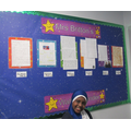 Rahma in Y3 wrote a wonderful story!