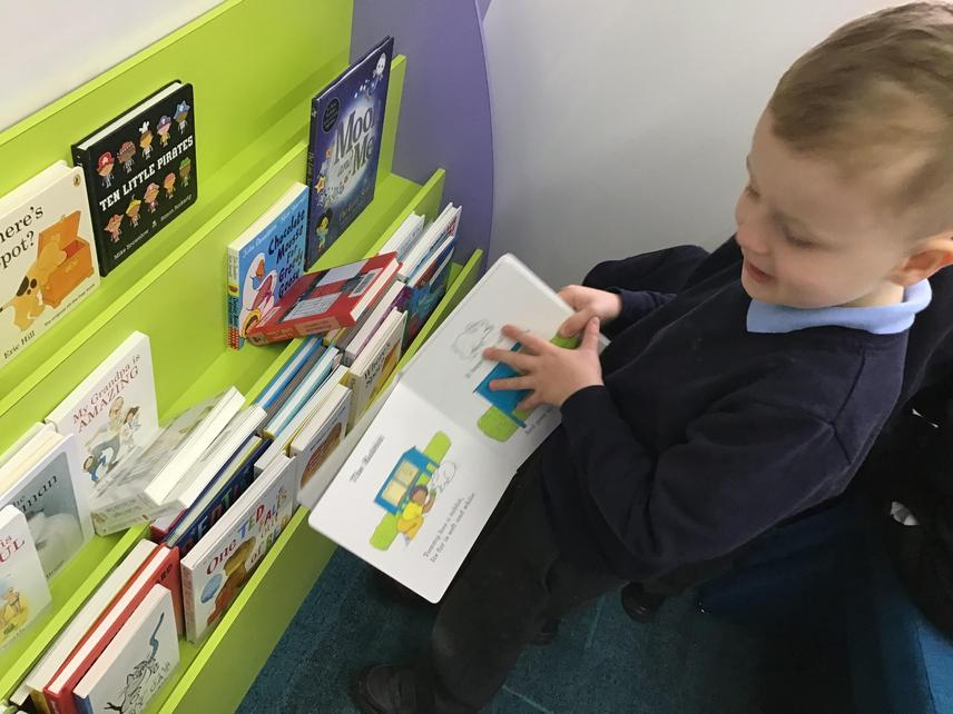 We tested the Story Bus and gave a big thumbs up!