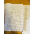 Hadi's fantastic maths work