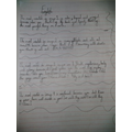 Mahek's Writing