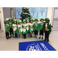 The children from Ireland.