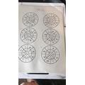 Maths wheels
