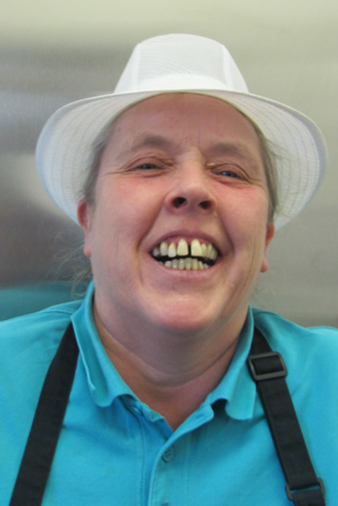 Michelle Pickles (Catering Manager)