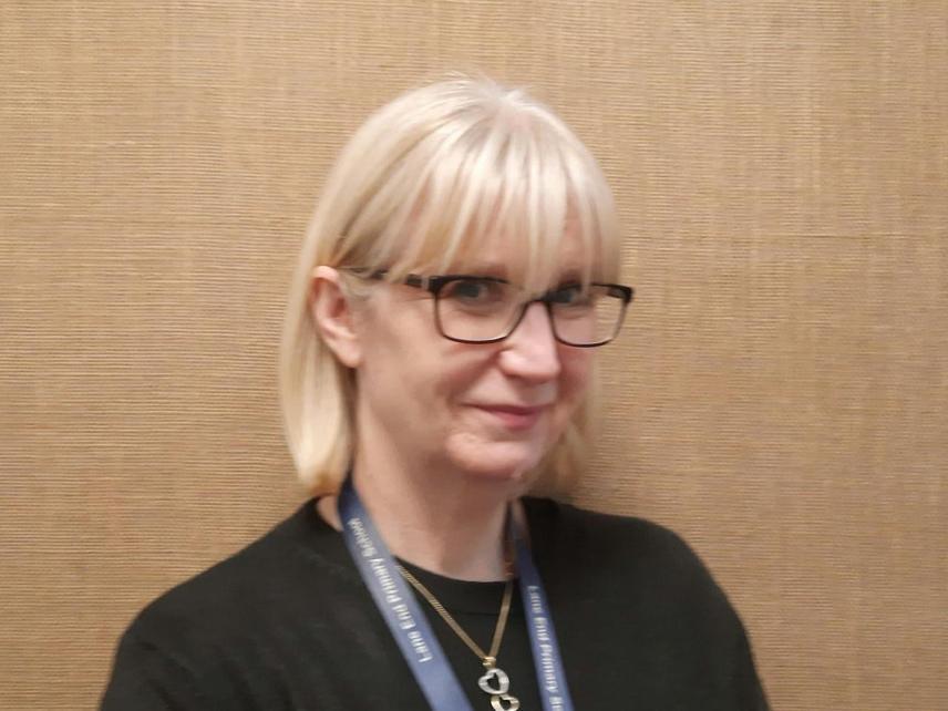 Helen Dubej (Communication Lead Practitioner)