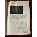 More fab writing by Aleena!