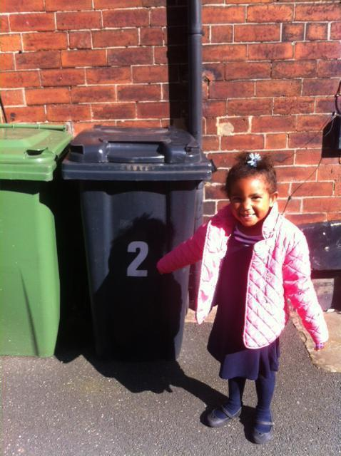 On the bins