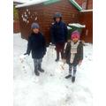 Mohammad's snowman