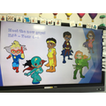 Our new Super Learning Heroes!