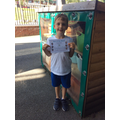 Toby, 3a Star of the week