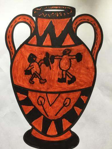 Reece's Greek vase