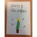To class 2 - merry Christmas. From Max