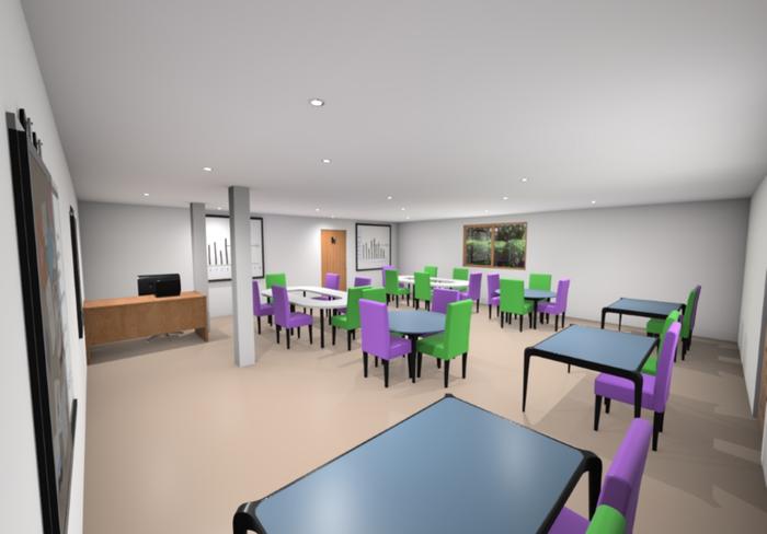 Esme's classroom design
